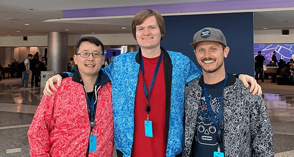 TrackVia IOS team at WWDC