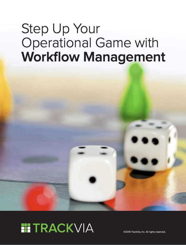 Step Up Your Game with Workflow Management