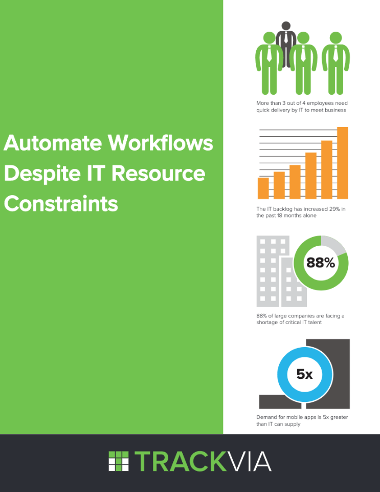 Automate Workflows Despite IT Resource Constraints