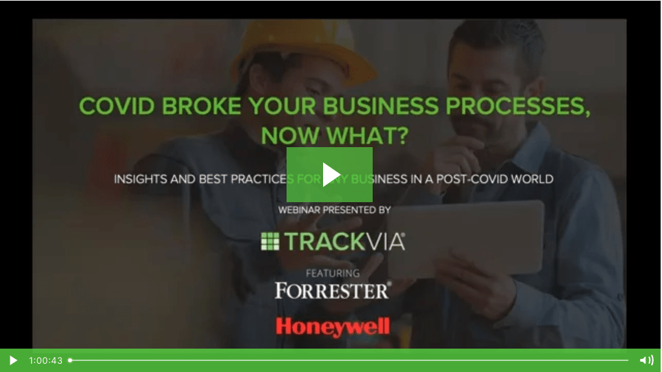 COVID just broke your business processes, now what?